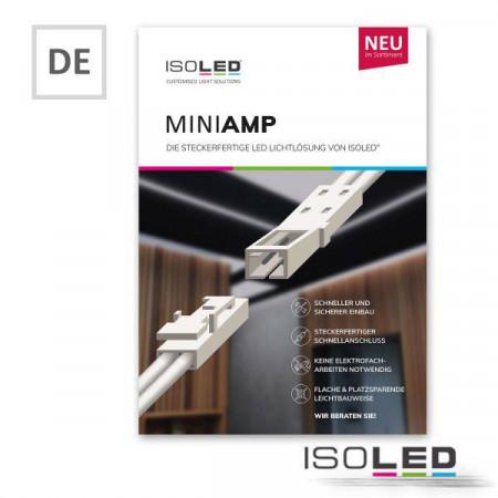 ISOLED MiniAMP Booklet DE
