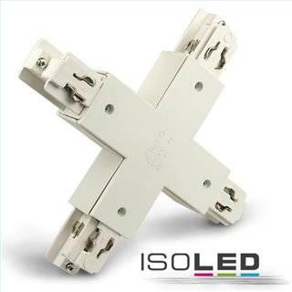 3-Phasen Classic X-Verbinder, weiß