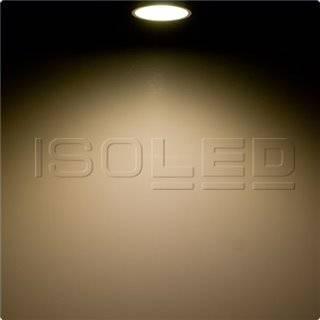 GU10 LED Strahler 5W, 100°, warmweiß, dimmbar
