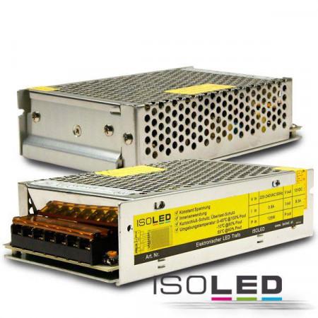 LED Trafo 24V/DC, 0-150W, Gitter