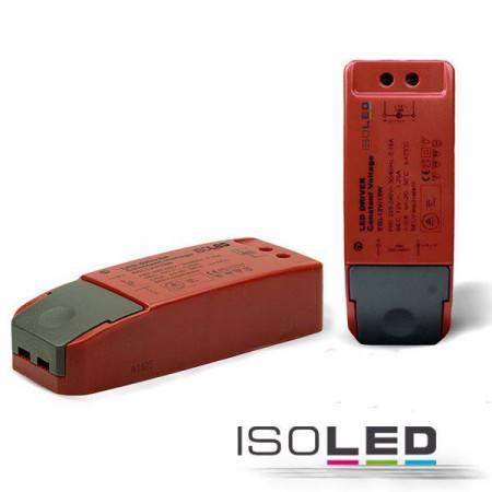 LED Trafo 12V/DC, 0-20W, SELV