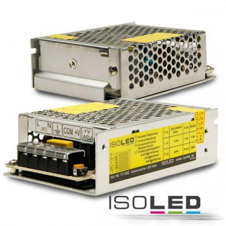 LED Trafo 24V/DC, 0-35W, Gitter