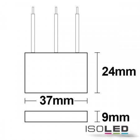 Überspannungsschutz, Feinschutz für LED Technik, T3