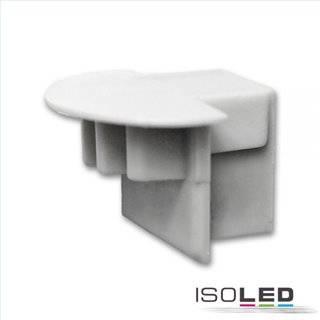 Endkappe für Profil MAXI-EB10 silber