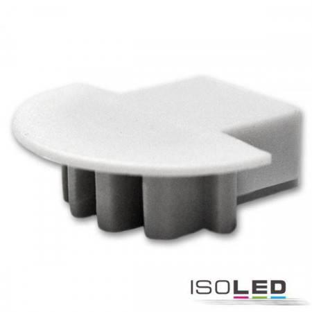 Endkappe für Profil MINI-EB10 silber