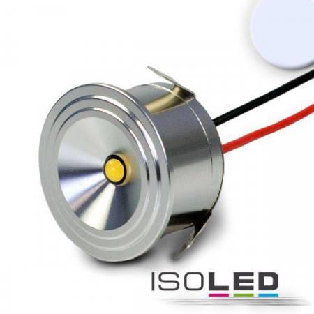 LED Spot MiniAMP 12V oder 700mA, 3W, 100°, kaltweiß