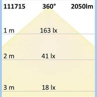 E27 Corn Leuchtmittel, 136SMD, 20W, 360°, kaltweiß