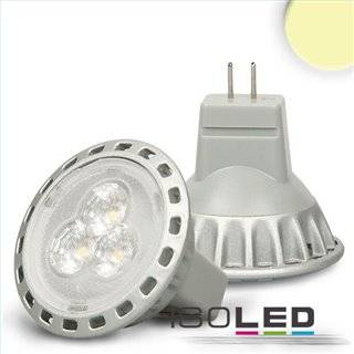 MR11 LED 2,5W, 30°, warmweiß