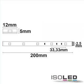 LED AQUA-RGB-Flexband, 24V, 7,2W, IP68