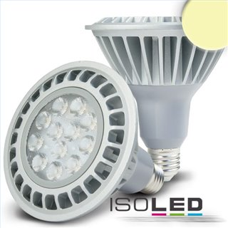 LED PAR38, E27, 230V, 16W, 30°, warmweiß, dimmbar