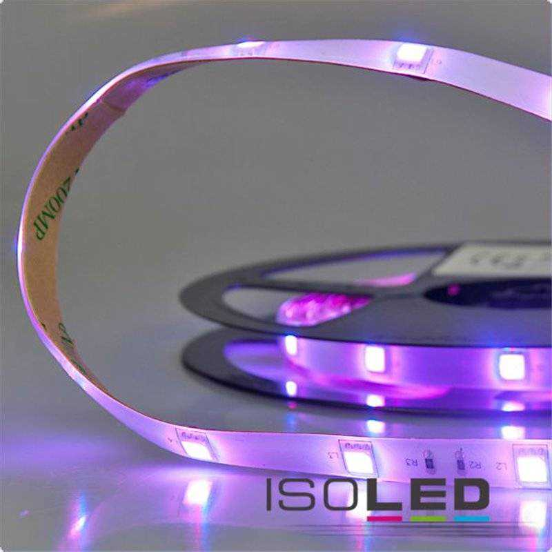 LED SIL-RGB-Flexband, 12V, 7,2W, IP66