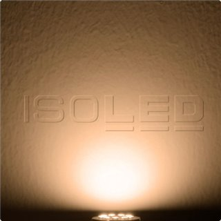 G4 LED 9SMD, 1,5W, warmweiß, Pin seitlich