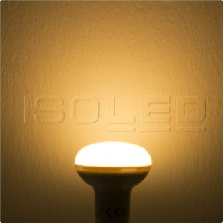 E14 R50 LED-Strahler, 5W, warmweiß, frosted