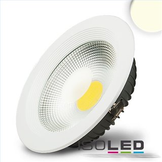 LED COB Reflektor Downlight 30W, 100°, weiß, neutralweiß