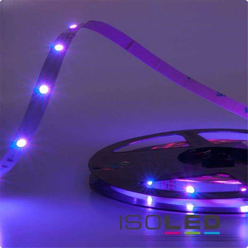 LED SIL-RGB-Flexband, 24V, 7,2W, IP20