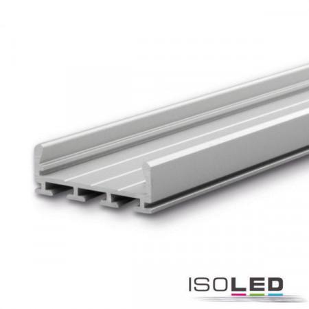 LED Aufbauprofil WING20 klein, eloxiert L: 2000mm