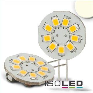G4 LED 9SMD, 1,5W, neutralweiß, Pin seitlich
