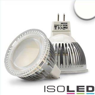 MR16 LED Strahler 6W Glas diffuse, 120°, neutralweiß