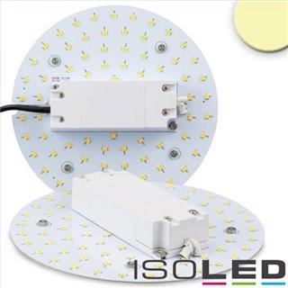 LED Umrüstplatine 160mm, 12W, mit Magnet, warmweiß