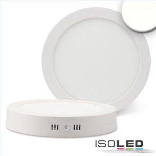 LED Deckenleuchte weiß, 18W, rund, 220mm, neutralweiß