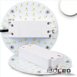 LED Umrüstplatine 130mm, 9W, mit Magnet, neutralweiß