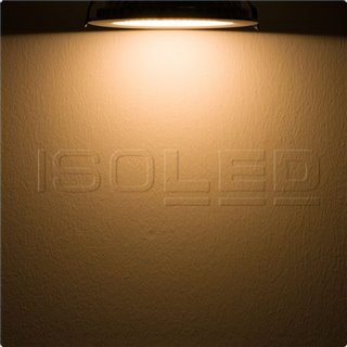 LED Downlight LUNA 12W, indirektes Licht, weiß, warmweiß