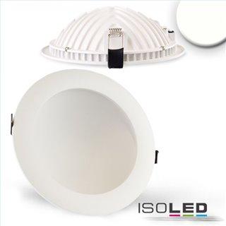 LED Downlight LUNA 18W, indirektes Licht, weiß, neutralweiß