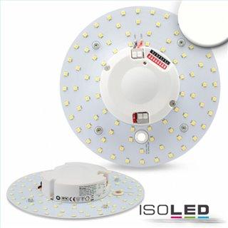 LED Umrüstplatine 160mm, 14W, neutralweiß, mit Haltemagnet und HF-Bewegungssensor