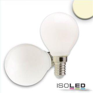 E14 LED Illu, 4W, milky, warmweiß, dimmbar
