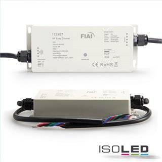 Sys-One Funk PWM-Controller IP66, 4 Kanal, 12-36V 4x5A, 48V 4x2A