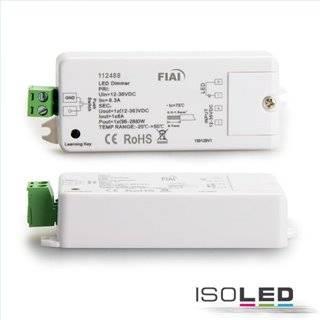 Sys-One Funk/Push PWM-Controller, 1 Kanal, 12-36V 8A, 48V 4A