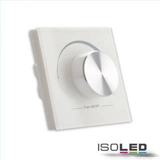Sys-One single color 1 Zone Einbau-Drehknopf-Fernbedienung mit Batterie