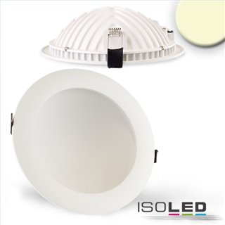 LED Downlight LUNA 18W, indirektes Licht, weiß, warmweiß, dimmbar