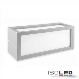 Wandleuchte BOX-II 1xE27, IP54, weiß, exkl. Leuchtmittel
