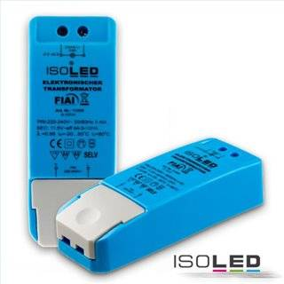 LED Trafo 12V/AC, 0-105VA, dimmbar, SELV