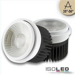 AR111 Bread Light 30W, 35°-50° variabel, inkl. externem VG
