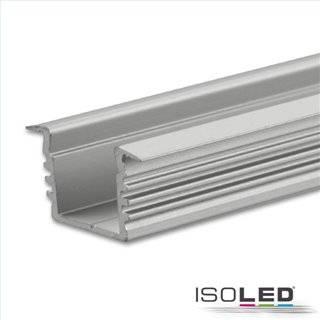 LED Einbauprofil DIVE12 Aluminium eloxiert, 200cm