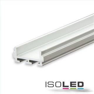 LED Aufbauprofil SURF12 RAIL Aluminium eloxiert, 200cm