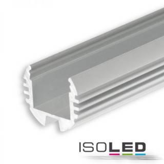 LED Rundprofil ROUND12 Aluminium eloxiert, 200cm