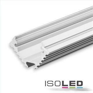 LED Eckprofil CORNER12 Aluminium eloxiert, 200cm