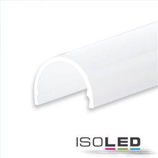 Abdeckung COVER5 opal/satiniert 200cm für Profil SURF12 RAIL/BORDERLESS (FLAT)