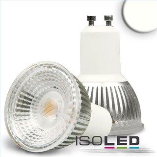 GU10 LED Strahler 6W GLAS-COB, 70°, neutralweiß, dimmbar