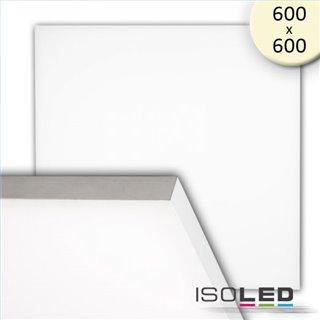 LED Panel frameless, 600 diffus, 50W, warmweiß, dimmbar