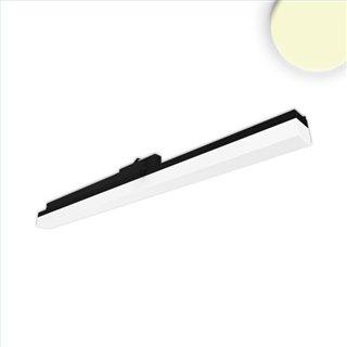 3-PH Linearleuchte 600mm, 20W, warmweiß, schwarz