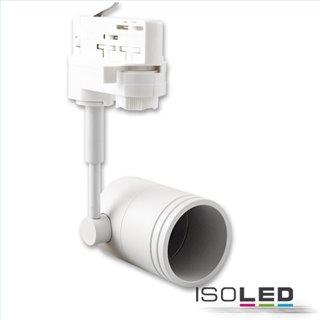 3-PH Schienen-Adapter für GU10-Spots, weiß