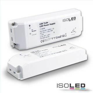 LED Trafo 24V/DC, 0-100W, SELV