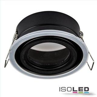 Einbaurahmen Sys-68 für GU10/MR16 Leuchtmittel, inkl. GU10 Sockel, IP65