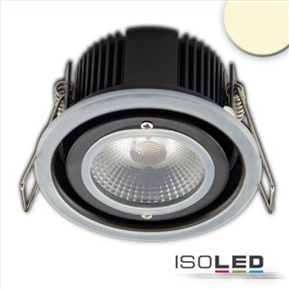 LED Einbaustrahler Sys-68, 10W, IP65, warmweiß, dimmbar