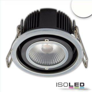 LED Einbaustrahler Sys-68, 10W, IP65, neutralweiß, dimmbar