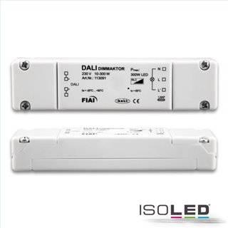 DALI-Universal-Dimmer für dimmbare 230V LED Leuchtmittel/Trafos, 10-300VA